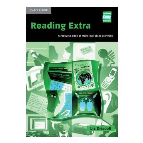 Książki do nauki języka, Reading Extra, Book (opr. miękka)