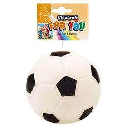 VITAKRAFT For You - zabawka dla psa piłka nożna vinyl 1szt
