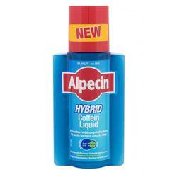 Alpecin Hybrid Coffein Liquid preparat przeciw wypadaniu włosów 200 ml dla mężczyzn