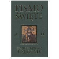 Książki religijne, Pismo Święte Starego i Nowego Testamentu - Kazimierz Romaniuk (opr. twarda)