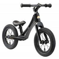 """Rowerki biegowe, Rowerek biegowy 12"""" BIKE STAR GERMANY BMX magnezowa rama superlight czarny"""