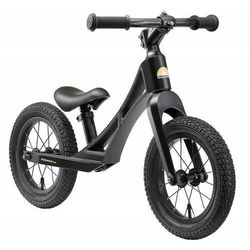 """Rowerek biegowy 12"""" BIKE STAR GERMANY BMX magnezowa rama superlight czarny"""