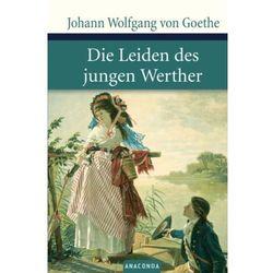 Die Leiden des jungen Werther Goethe, Johann Wolfgang von