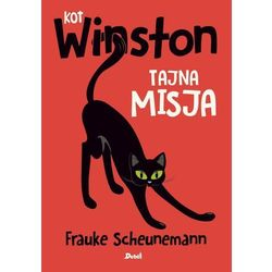 Kot Winston. Tajna misja - Frauke Scheunemann (MOBI)
