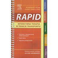 Leksykony techniczne, RAPID Intensywna terapia w trakcie transportu (opr. miękka)