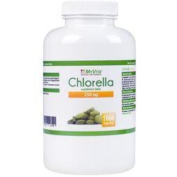 CHLORELLA, MYVITA, 250 mg, 1000 TABLETEK