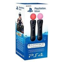 Gamepady, Gamepad Sony Move Twin Pack 4.0 (PS719924265)