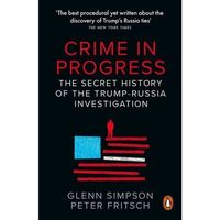 Książki do nauki języka, Crime in Progress - Simpson Glenn, Fritsch Peter - książka