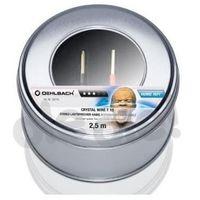 Kable audio, Oehlbach Crystal Wire T15/1000 2x1,5mm, 10m - produkt w magazynie - szybka wysyłka!