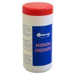 Nasączone ściereczki do czyszczenia i dezynfekcji powierzchni DESMED