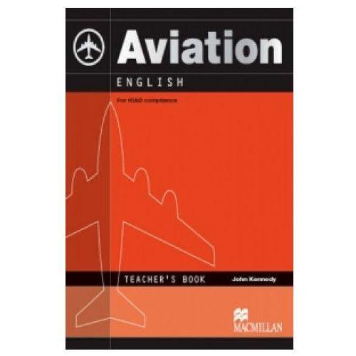 Książki do nauki języka, Aviation English Książka Nauczyciela (opr. miękka)