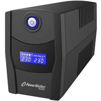 UPSy, PowerWalker UPS Line-Interactive 600VA STL FR 2x PL 230V, USB, RJ11/45 In/Out
