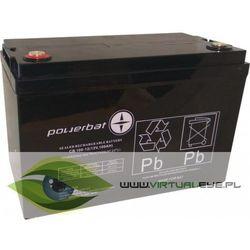 Akumulator PowerBat AGM 100Ah