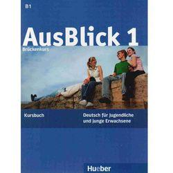 Ausblick 1. Kursbuch (opr. miękka)