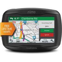 Nawigacja motocyklowa, Nawigacja GARMIN Zumo 395LM Europa