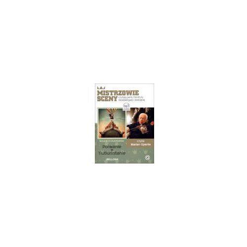 Książki dla dzieci, Porwanie w Tiutiurlistanie. Książka audio CD MP3 - Wysyłka od 5,99 - kupuj w sprawdzonych księgarniach !!! (opr. kartonowa)