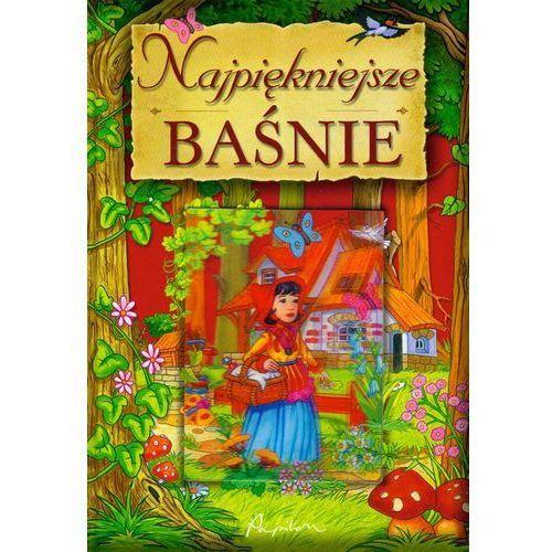 Książki dla dzieci, Najpiękniejsze Baśnie Tw - Praca zbiorowa (opr. twarda)
