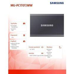 Dysk SAMSUNG Portable T7 2TB SSD