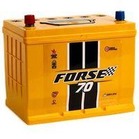 Akumulatory samochodowe, Akumulator FORSE 70Ah 620A EN Japan LEWY PLUS