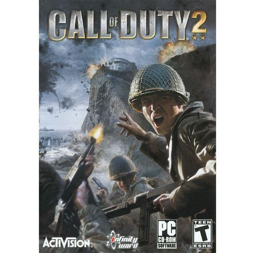 Gry PC, Call of Duty 2 (PC)