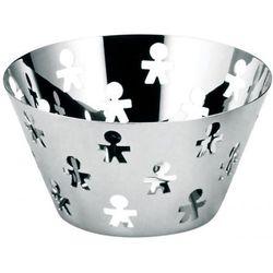 Alessi Kosz okrągły ze stali nierdzewnej srebrny, duży (AKK05) Darmowy odbiór w 21 miastach!