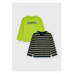Komplet bawełnianych koszulek 1H41BI
