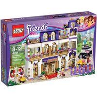 Klocki dla dzieci, Lego FRIENDS Friends grand hotel w heartlake 41101