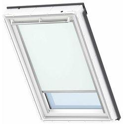 Roleta na okno dachowe VELUX solarna Premium DSL FK04 66x98 zaciemniająca