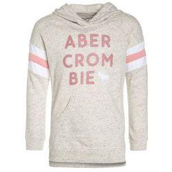 Abercrombie & Fitch FASHION VINTAGE GYM Bluza z kapturem light grey