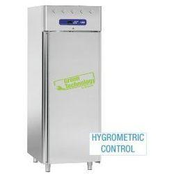Szafa chłodnicza 1 - drzwiowa   20 x 600x800mm   -2° do +8°C   790x1010x(H)2025 mm