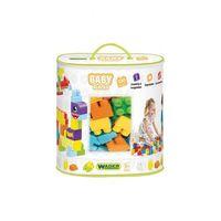 Pozostałe zabawki, Baby Blocks - torba 100 szt 5Y37AT Oferta ważna tylko do 2022-07-20