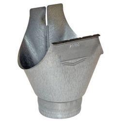Wylot rynny średnica 127 mm ocynkowany