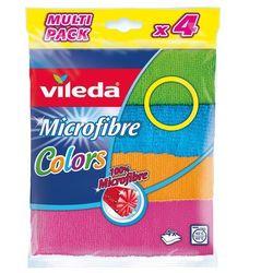 Ściereczka Vileda Mikrofibra 4 szt