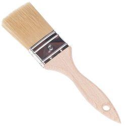 Pędzel drewniany do farb akrylowych Favorite 50 mm