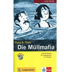 Die Mullmafia Klara i Theo + miniCD - Dostawa 0 zł (opr. miękka)