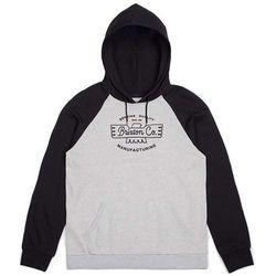 bluza BRIXTON - Concord Hood Fleece Heather Stone (HTSTO) rozmiar: L