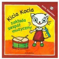Literatura młodzieżowa, Kicia Kocia zakłada zespół muzyczny (opr. miękka)