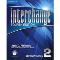 Książki do nauki języka, Interchange 4th Edition Level 2:: Student's Book With Self - Study Dvd - Rom (opr. miękka)