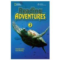 Książki do nauki języka, Reading Adventures 2 Sb