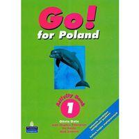 Książki do nauki języka, Go! for Poland 1. Język angielski. Activity Book. Szkoła podstawowa (opr. broszurowa)