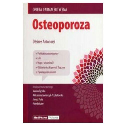 Książki medyczne, Osteoporoza (opr. miękka)