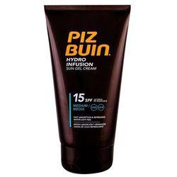 Piz buin hydro infusion sun gel cream spf15 preparat do opalania ciała 150 ml unisex (3574661492162)