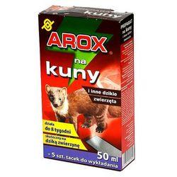 Preparat odstraszający kuny arox 50 ml marki Agrecol