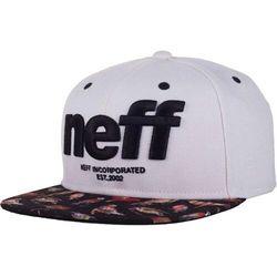 Neff Czapka z daszkiem - hardr (whit) rozmiar: os