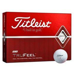 Piłki golfowe trufeel (białe) marki Titleist
