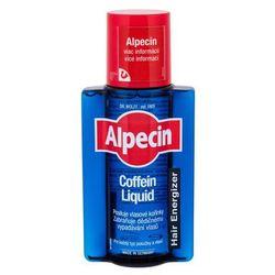 hair energizer caffeine liquid tonik kofeinowy przeciw wypadaniu włosów dla mężczyzn (strengthens the hair roots; prevents hair loss) 200 ml marki Alpecin