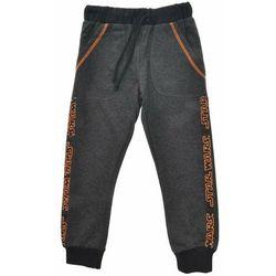 Spodnie dresowe dla dzieci Star Wars Gwiezdne Wojny, kolor czarny