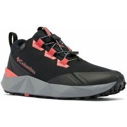 Columbia facet 30 outdry buty kobiety, czarny/różowy us 9,5 | eu 40,5 2021 buty turystyczne (0194004145963)