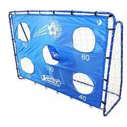 Bramka piłkarska bestsporting 213 x 152 x 76 cm + mata celnościowa marki Best sporting