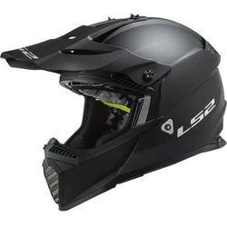 KASK LS2 MX437 FAST SOLID MATT BLACK